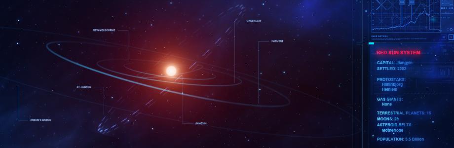 Star System Header