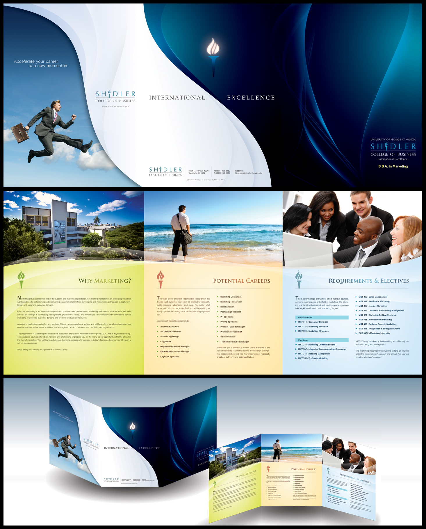 Shidler Marketing Brochure