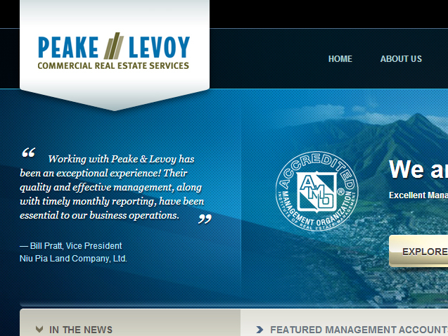 Peake & Levoy Website
